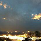 Yellow Sunrise by GMNPhoto