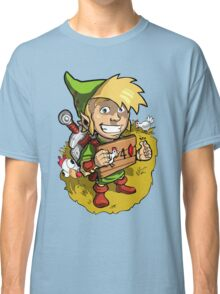 Link is working for rupee. Classic T-Shirt