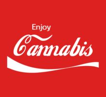 Enjoy Cannabis by HelloSteffy