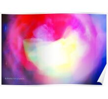 The Light Is The Art 11 Poster