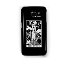 The Tower Tarot Card - Major Arcana - fortune telling - occult Samsung Galaxy Case/Skin