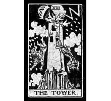 Tarot Card - Major Arcana - fortune telling - occult Photographic Print