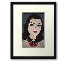 Bioshock Infinite - Elizabeth - Burial At Sea Framed Print