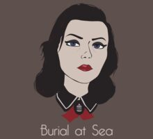 Bioshock Infinite - Elizabeth - Burial At Sea T-Shirt