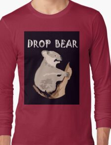 DROP BEAR Long Sleeve T-Shirt