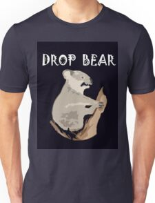 DROP BEAR Unisex T-Shirt