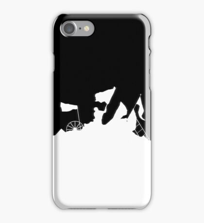 Tomorrow Comes iPhone Case/Skin
