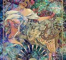 MUCHA'S GIRL by Tammera