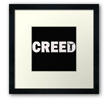 creed 2015 boxing Framed Print