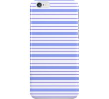 New Textura con lineas Horizontales  iPhone Case/Skin