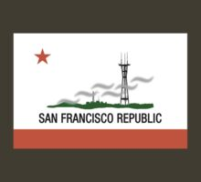 San Francisco Republic (with Karl The Fog) by sflassen