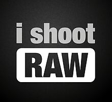 i shoot RAW by Guilherme Bermêo