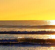 Praise to The Sea God  by Trish Threlfall