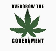 Overgrow the Government. Demand Hemp! Unisex T-Shirt
