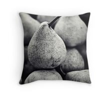 Stacked Pears Throw Pillow