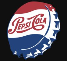 Vintage Pepsi Cola by ZombieWest