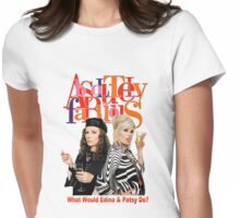 Absolutely Fabulous Patsy Stone and Edina Monsoon Womens Fitted T-Shirt