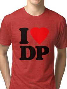 I Heart DP Tri-blend T-Shirt