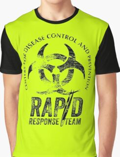 The Strain - CDC Rapid Response Team Kit Graphic T-Shirt