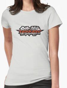 Tekken Tag Tournament  2 Womens Fitted T-Shirt