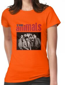 The Animals Band Womens Fitted T-Shirt