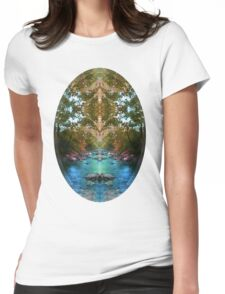 Secrets Of Nature T-shirt Womens Fitted T-Shirt