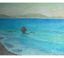 Aegean Sea. Early morning Photographic Print