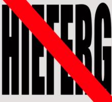 Keine Schiefergas Sticker