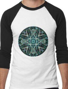 Connected T-shirt Men's Baseball ¾ T-Shirt