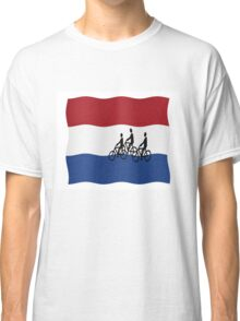 Cycling in The Netherlands Classic T-Shirt