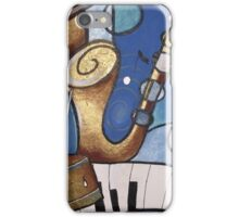 Musical Mural iPhone Case/Skin