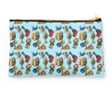 Retro 'pulp' science fiction pattern  Studio Pouch