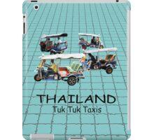 Bangkok Tuk-Tuks iPad Case/Skin