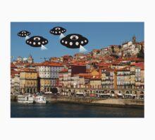 Aliens invade Porto Kids Clothes
