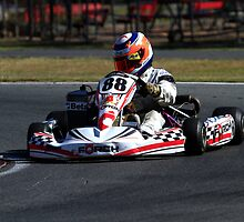 Go Kart Racer by Noel Elliot