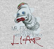 Mr. Fizzles Womens Fitted T-Shirt