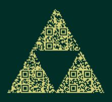 QR Triforce by OldManLink