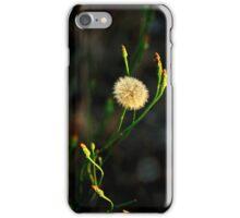 fluffball iPhone Case/Skin