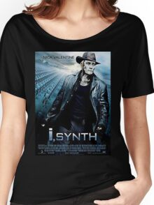 i, synth Women's Relaxed Fit T-Shirt