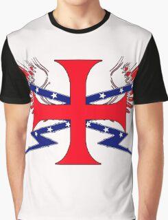 Templar Republic  Graphic T-Shirt