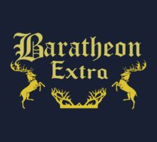 Baratheons Corona Logo by CheriCheriLady