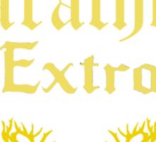 Baratheons Corona Logo Sticker