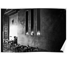 Marrakesh Cafe Poster