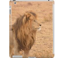 King of the plains iPad Case/Skin