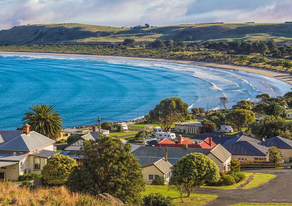 Stanley, Tasmania #3 by Elaine Teague