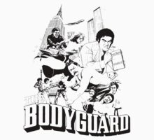 Bodyguard (B Movie) Martial Arts by BungleThreads