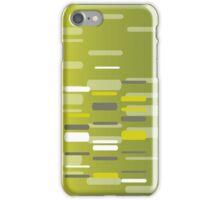 Digital DNA print 1 iPhone Case/Skin