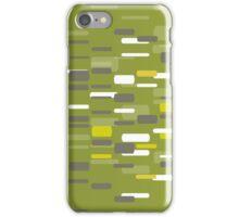 Digital DNA print 2 iPhone Case/Skin