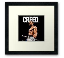 Creed 2015 Adonis Johnson Framed Print