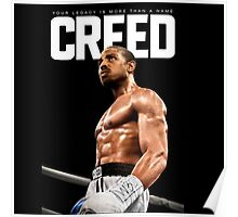 Creed 2015 Adonis Johnson Poster